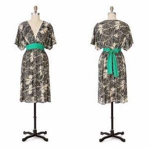 Maple Kimono Dress